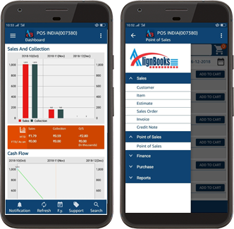 Free Mobile Billing Accounting App